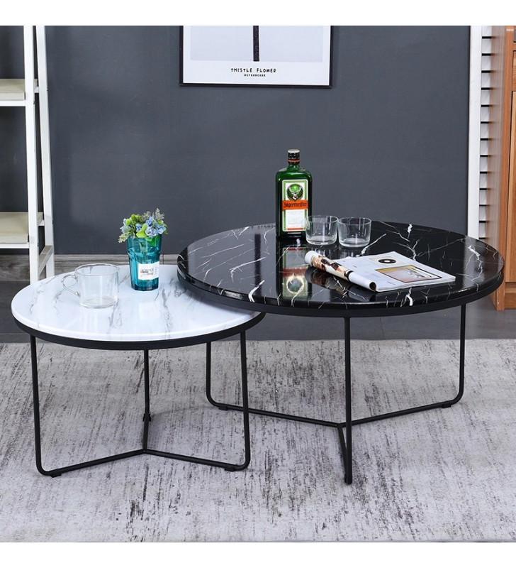 Fashionable combination coffee table