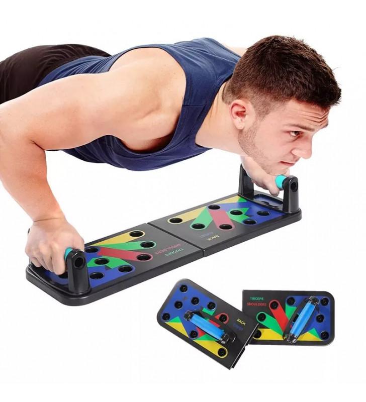 Multifunction Push Up Rack Board